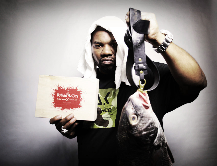 Raekwon The Chef x Akomplice