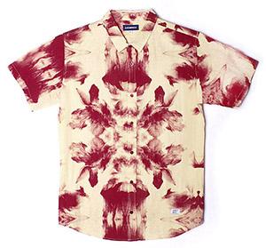 a.o.c.shirtsspeachmaroon