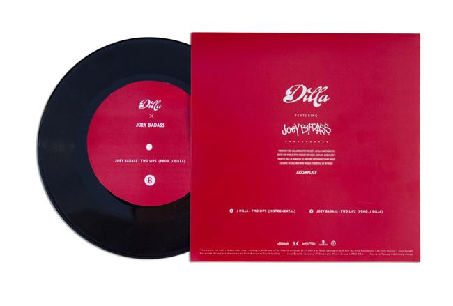 Dilla45-Back
