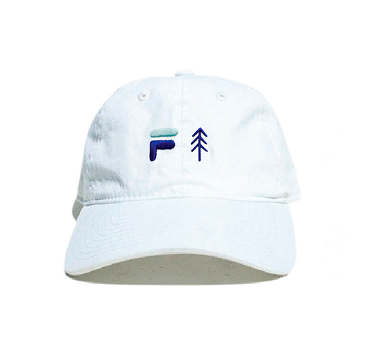 AK + FILA Tree Dad Hat 1