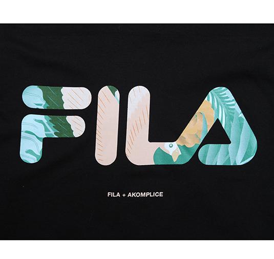 AK + FILA Flamingo Tee 5