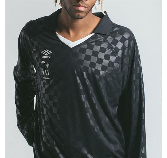 AK X UMBRO Manifest Checkerboard Jersey 2