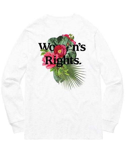 Women's Rights LS Tee 1