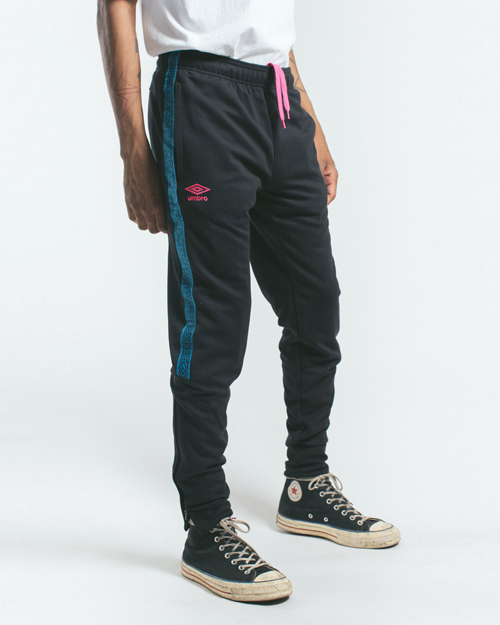AK X UMBRO Transform Retro Pants