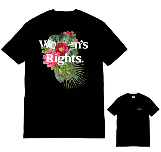 Women's Rights SS Tee 3