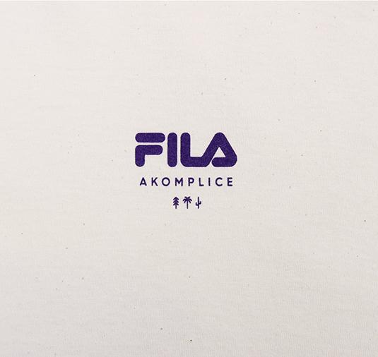 AK + FILA Stack Tee 5