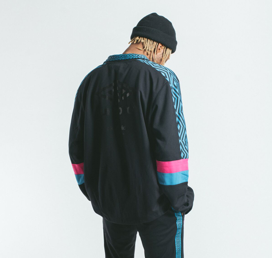 AK X UMBRO Manifest Retro Jacket 7