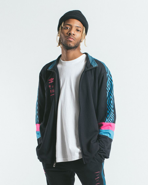 AK X UMBRO Manifest Retro Jacket