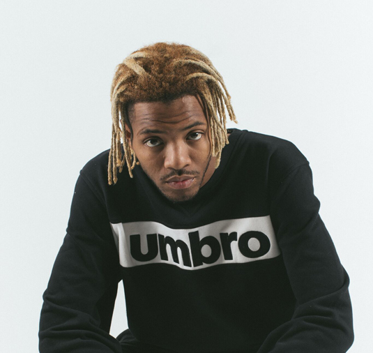 AK X UMBRO Fear Love Sueded Fleece Crewneck 14