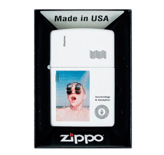 Fortune Zippo