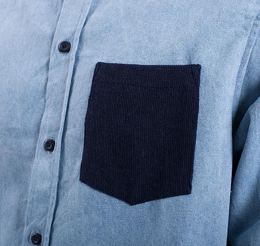 Addison LS Button Up