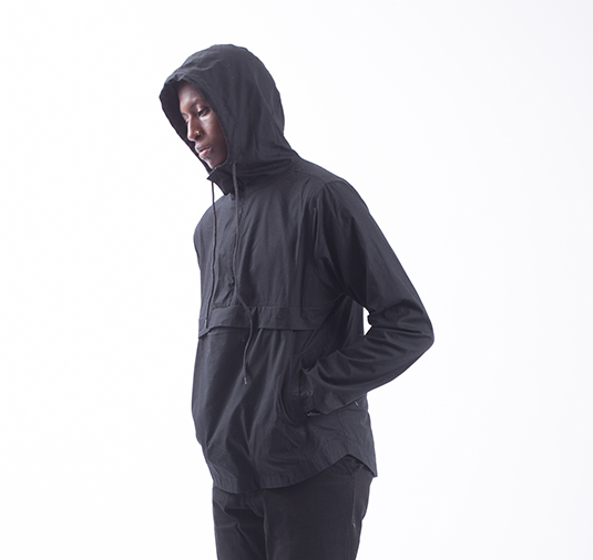 Maiden Nylon Anorak Fishtail