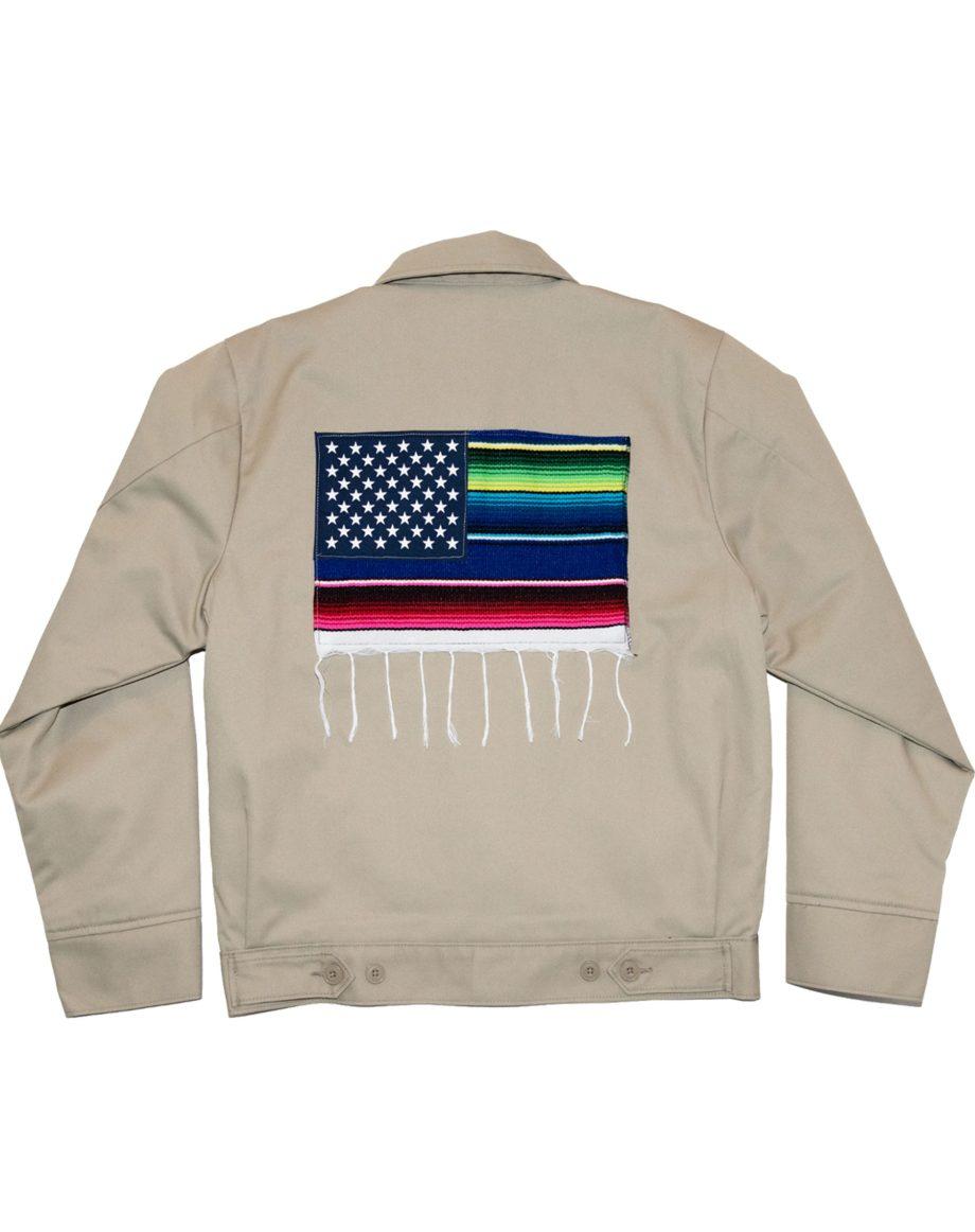 Mi Bandera Jacket