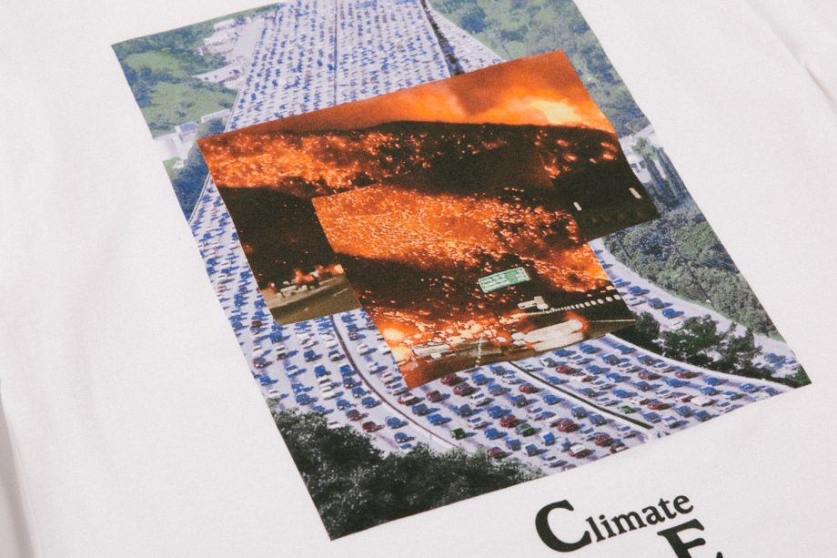 Climate Crisis SS Tee