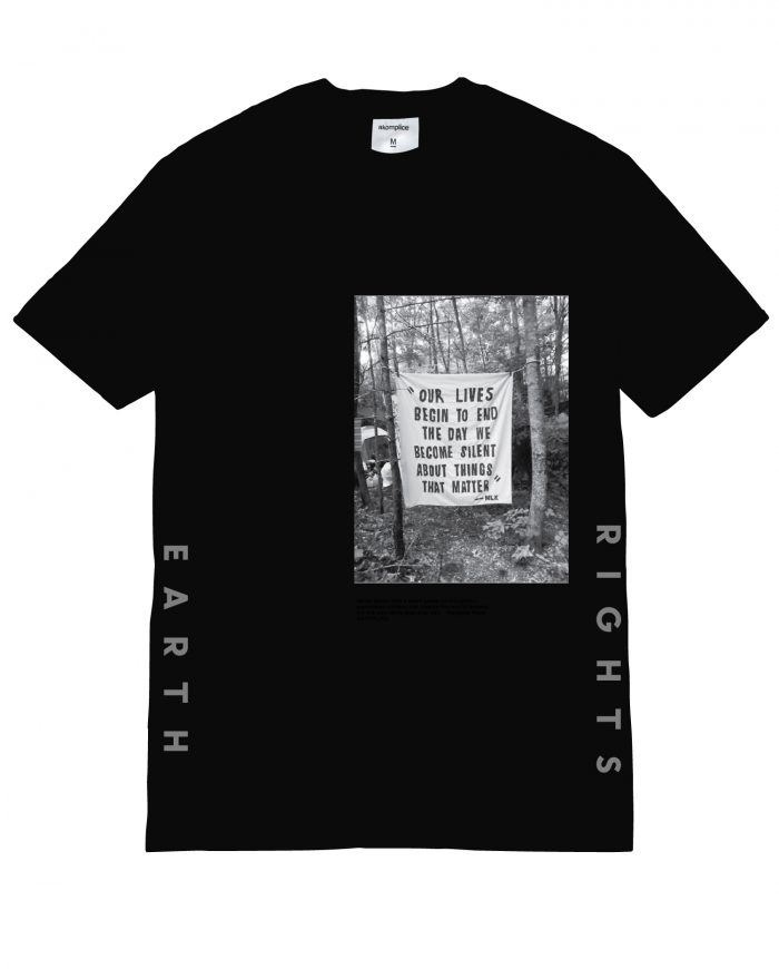 Earth Rights SS Tee