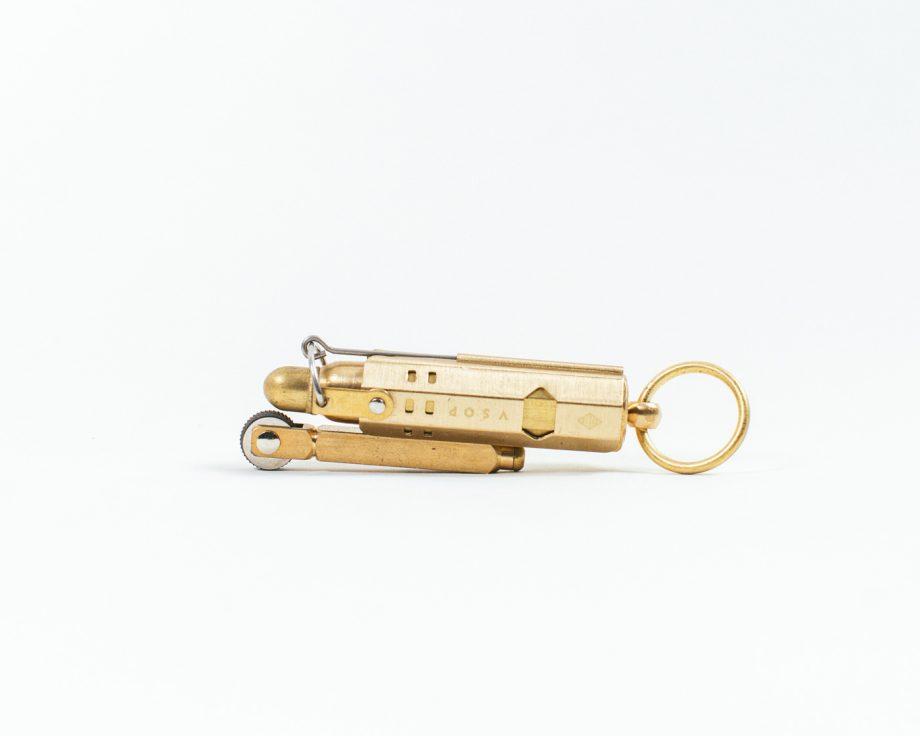 VSOP Trench Lighter – Brass