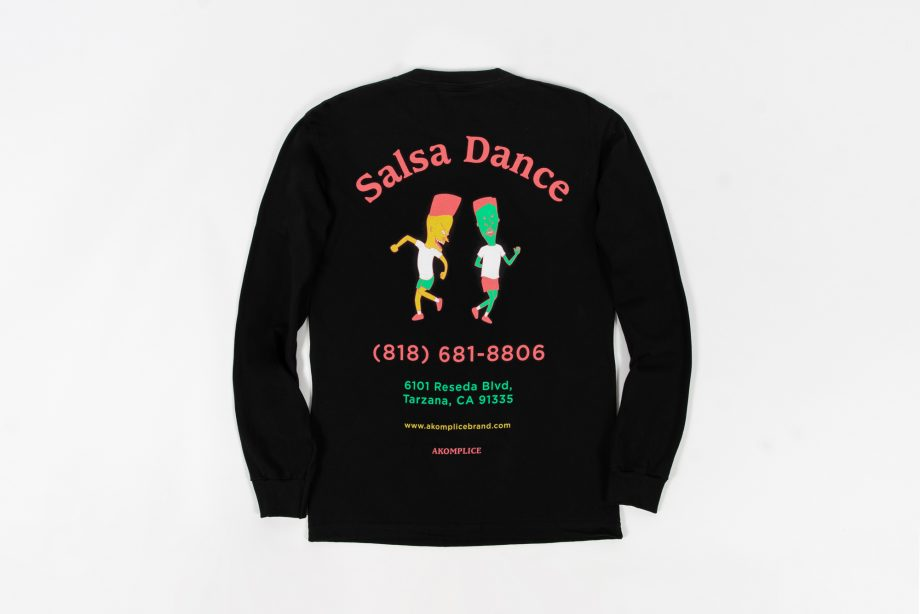 Salsa Dance LS