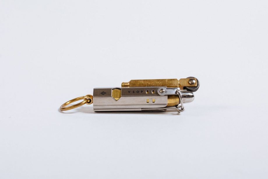 VSOP Trench Lighter – Silver
