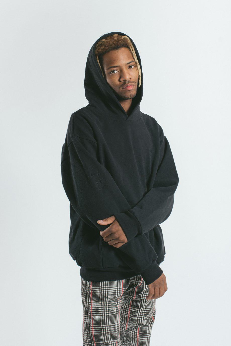 USA Hooded Sweatshirt
