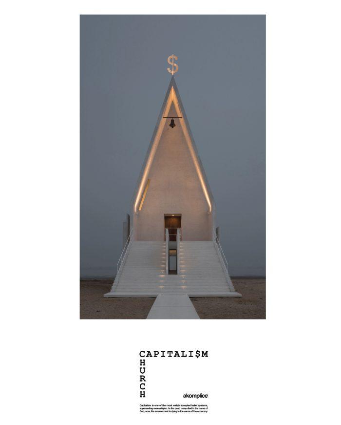 Capitalism / Religion SS