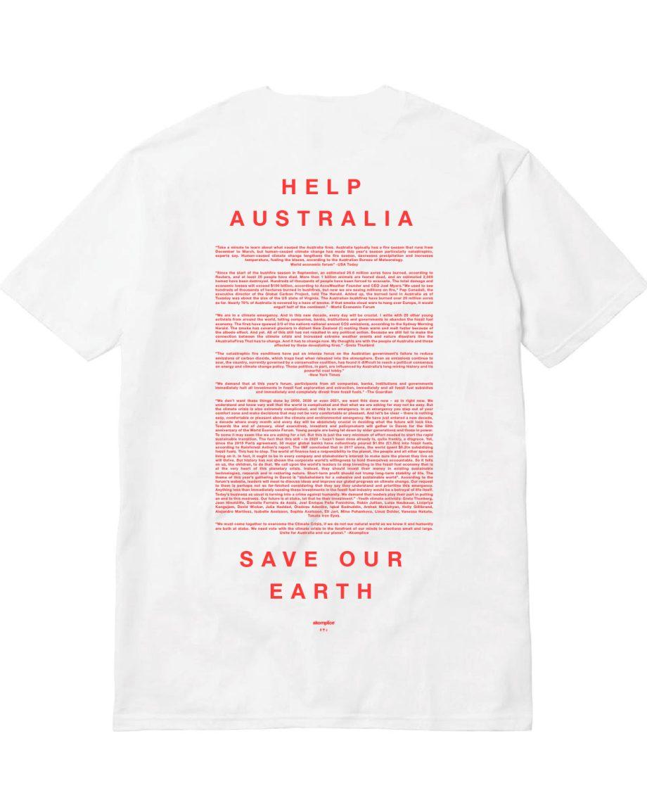 Unite For Australia SS