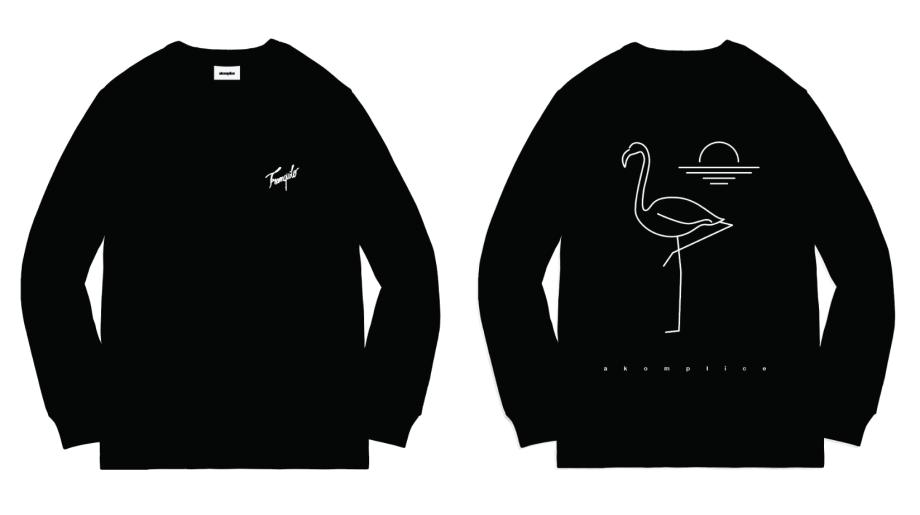 Tranquilo Flamingo LS