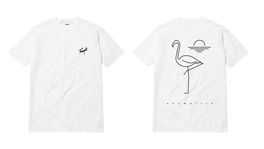 Tranquilo Flamingo SS