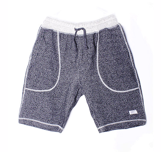 Heathered Sweat Shorts