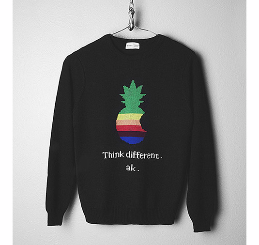 Think Different Knit