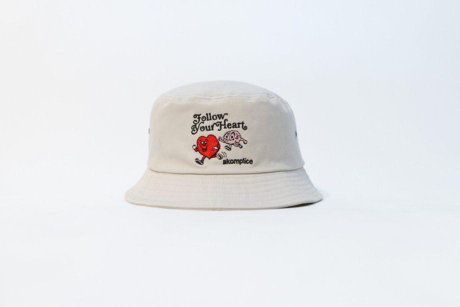 Follow Your Heart Bucket Hat