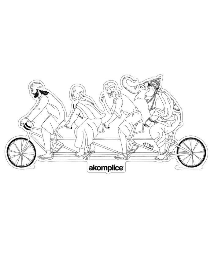 Unity Gang Sticker