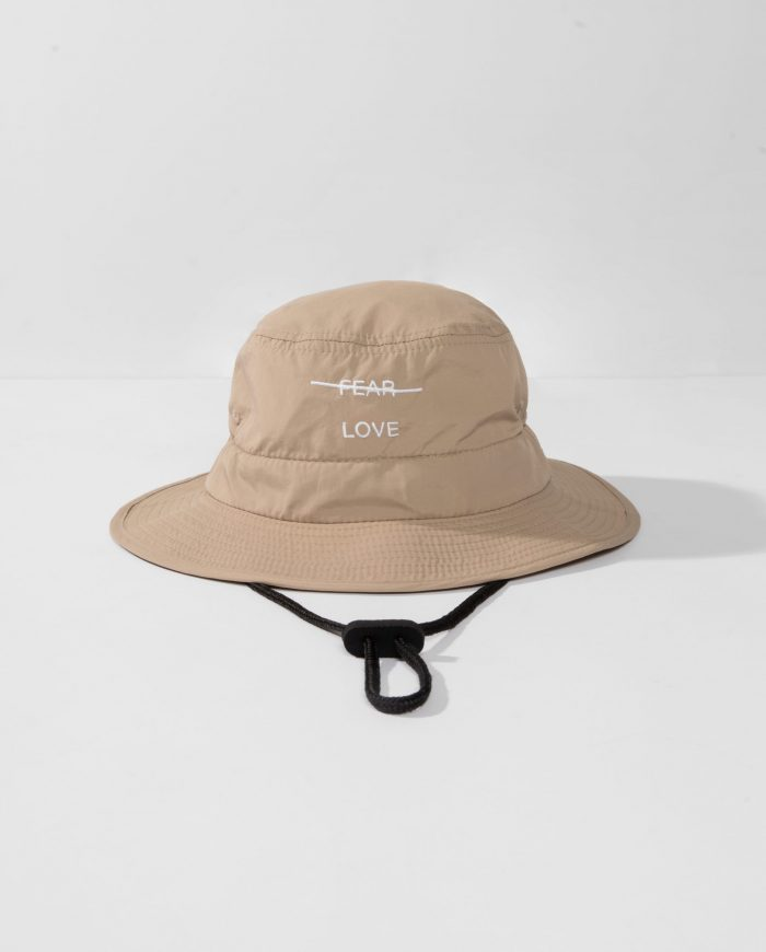 Love Over Fear Emb. Guide Hat
