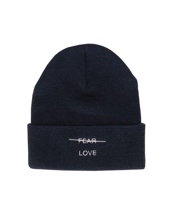 Love Over Fear EMB. Beanie