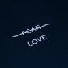 Love Over Fear EMB. Crewneck