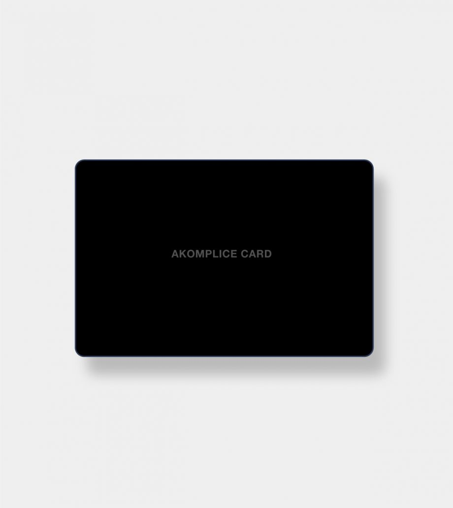 Akomplice Gift Card