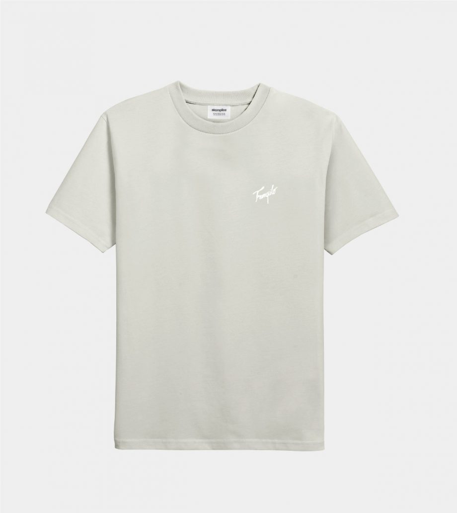 Tranquilo Embroidered SS Tee