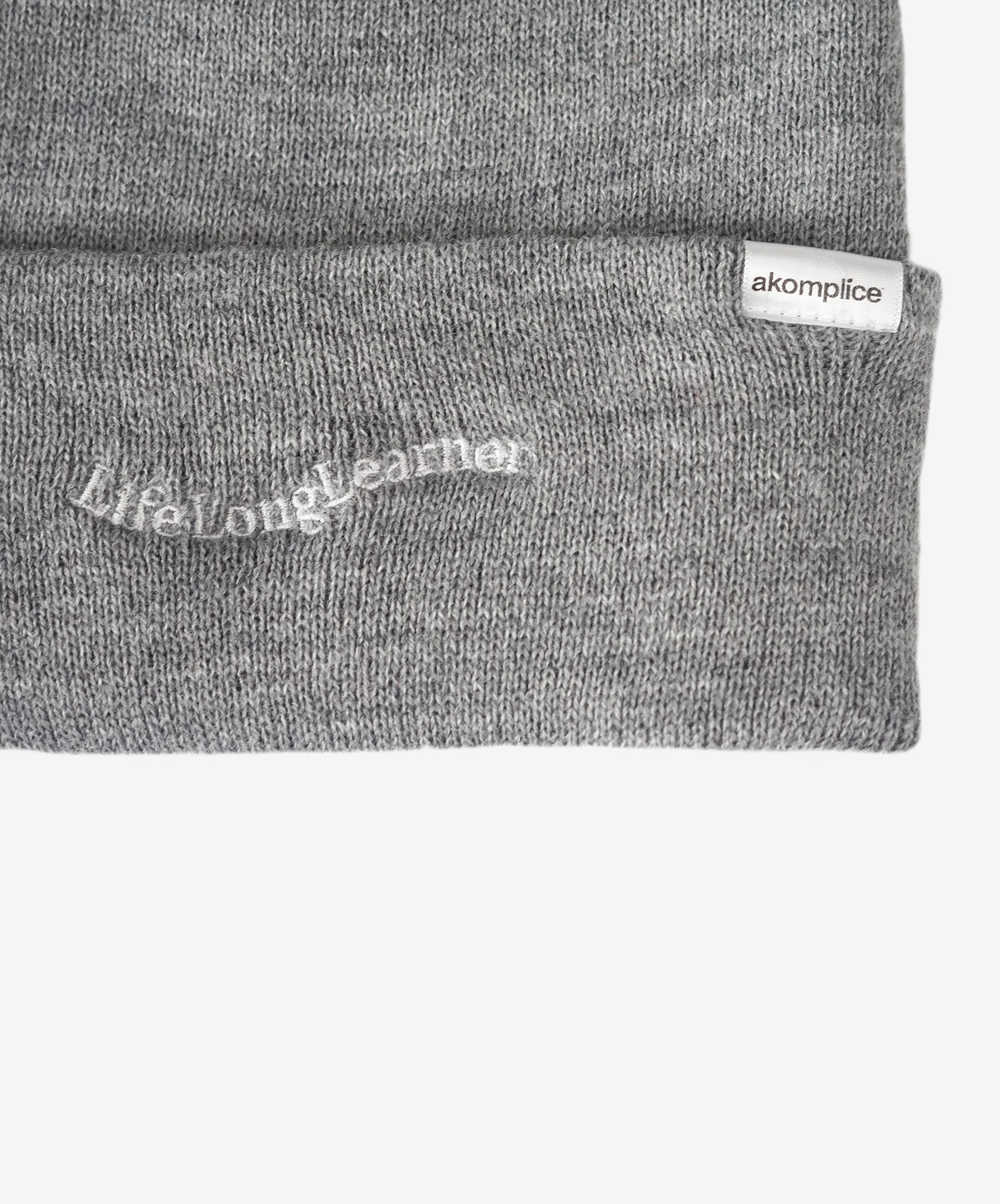 LifeLongLearner-Beanie-Gray3