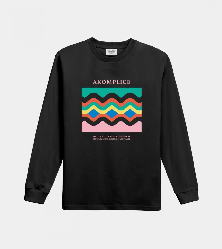 Astrological Travel LS Tee
