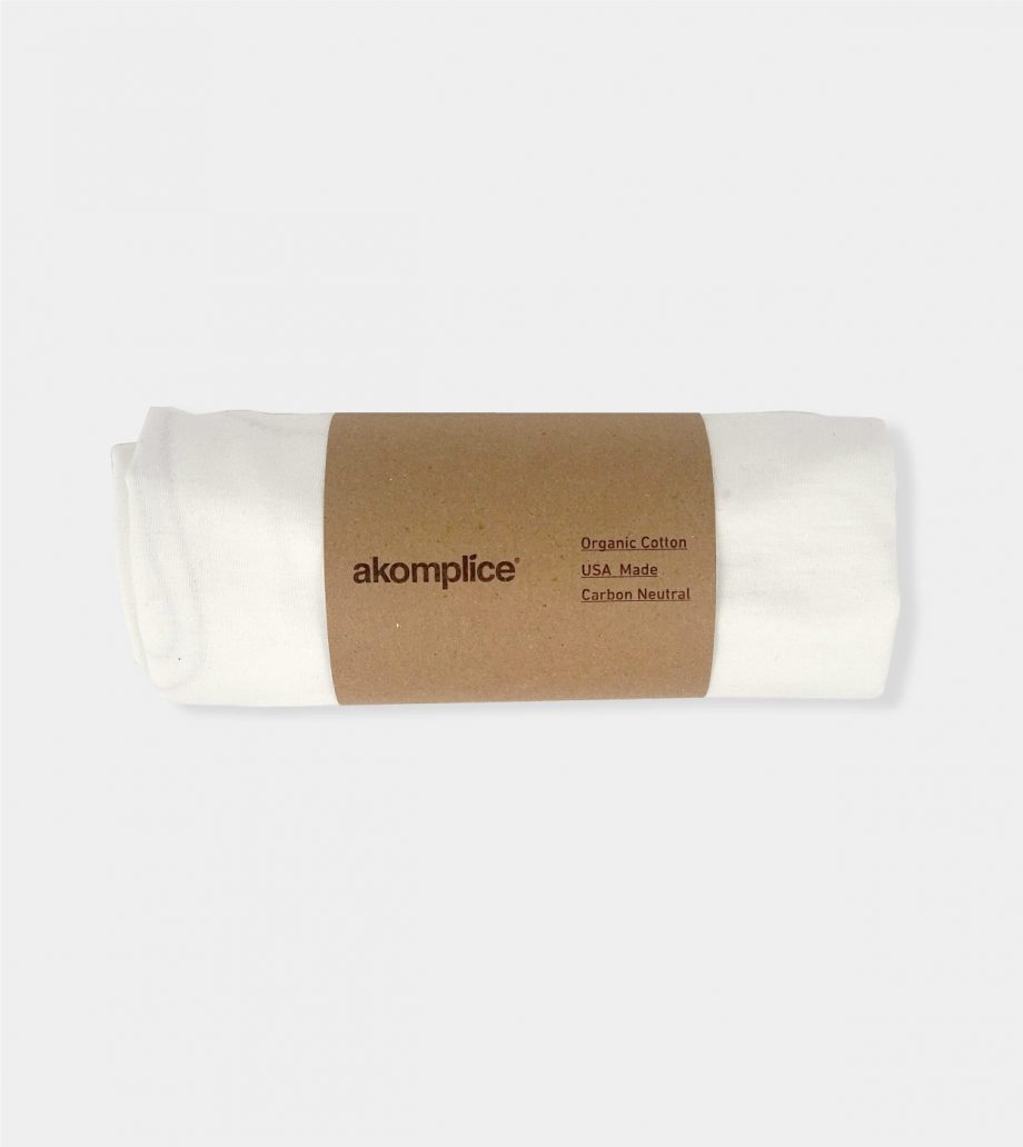 Akomplice Blank Roll-Up LS Tee