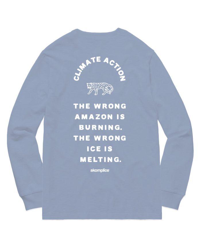 Wrong Amazon LS