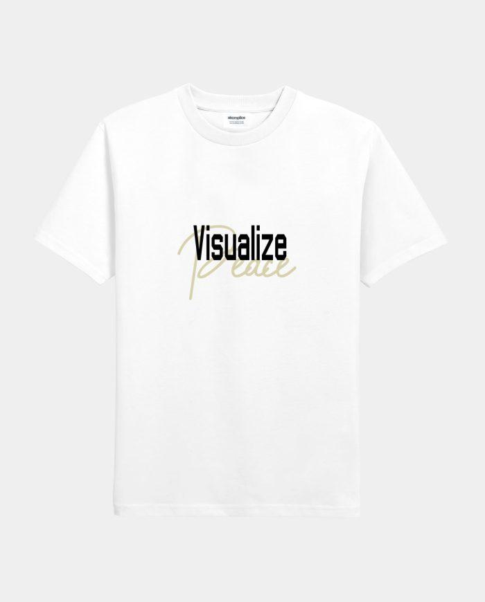 Visualize Peace SS Tee