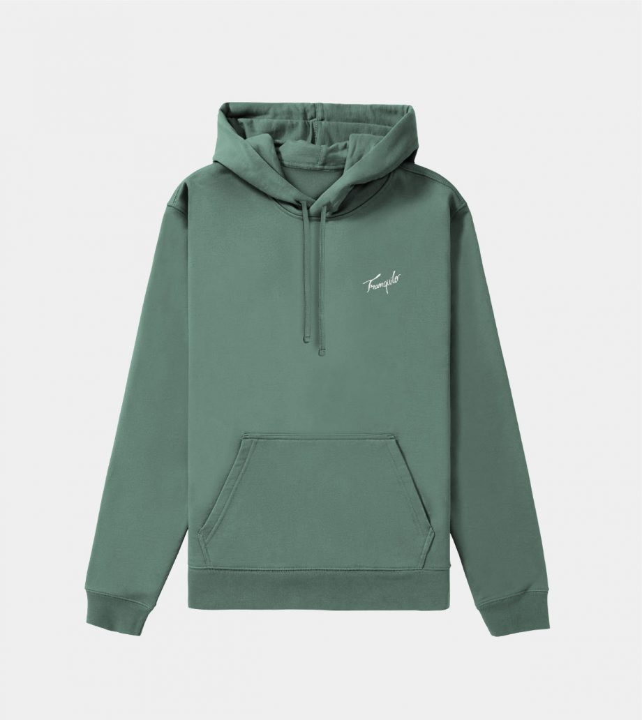 Tranquilo Embroidered Hoodie