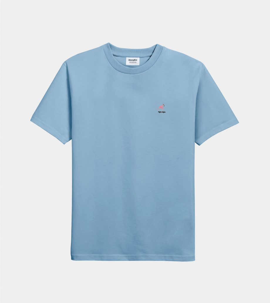Akman Embroidered SS Tee